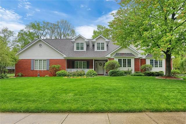 6170 Catalpa Drive, Avon, IN 46123 (MLS #21782309) :: Mike Price Realty Team - RE/MAX Centerstone