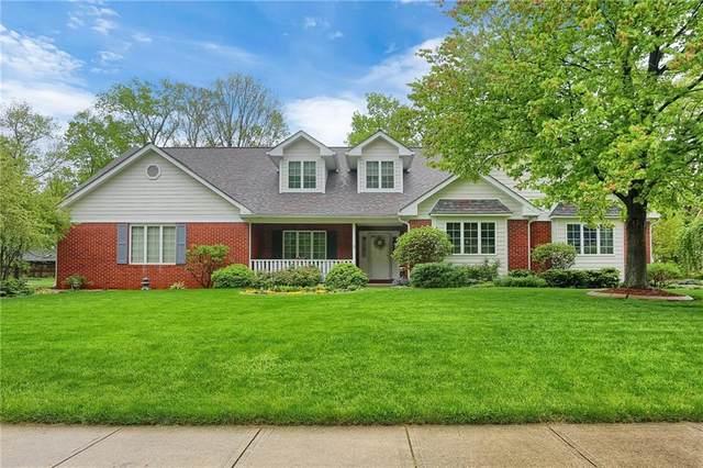 6170 Catalpa Drive, Avon, IN 46123 (MLS #21782309) :: Heard Real Estate Team | eXp Realty, LLC