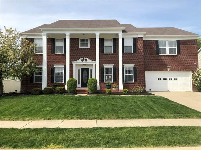 10688 Broadlands Drive, Brownsburg, IN 46112 (MLS #21782351) :: Heard Real Estate Team | eXp Realty, LLC