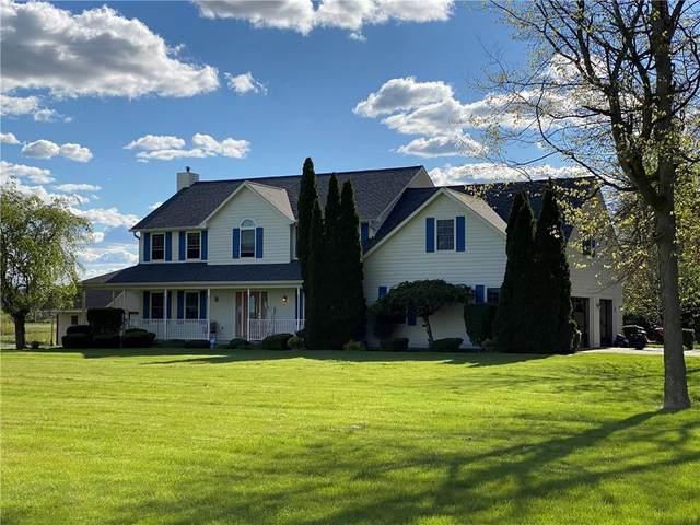 2824 N Buck Creek Road, Greenfield, IN 46140 (MLS #21782354) :: RE/MAX Legacy