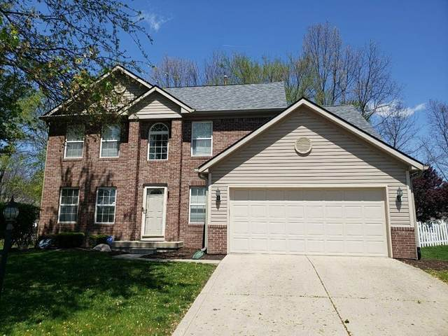 10456 Prairie Fox Drive, Fishers, IN 46038 (MLS #21782356) :: Keller & Corbett Real Estate