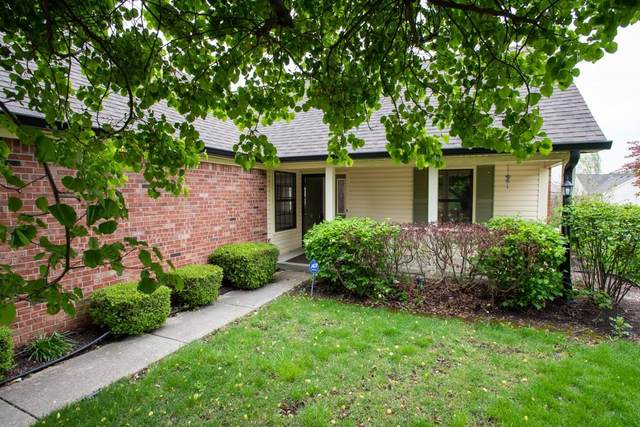 10945 President Circle, Indianapolis, IN 46229 (MLS #21782361) :: The Evelo Team