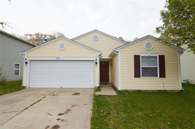 6337 Monteo Lane, Indianapolis, IN 46217 (MLS #21782363) :: Heard Real Estate Team | eXp Realty, LLC