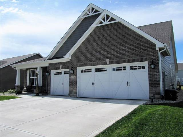 7126 Birch Leaf Drive, Indianapolis, IN 46259 (MLS #21782366) :: The Evelo Team