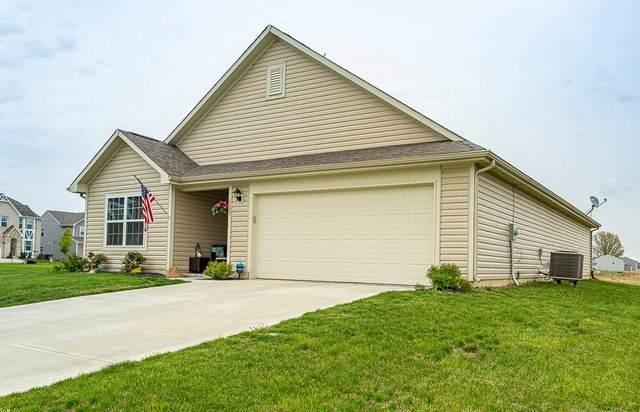 1623 Woodside Circle, Franklin, IN 46131 (MLS #21782368) :: Heard Real Estate Team | eXp Realty, LLC