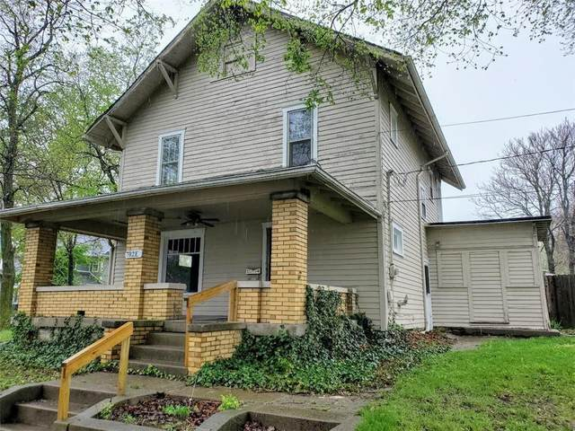 702 E 7th Street, Anderson, IN 46012 (MLS #21782382) :: Anthony Robinson & AMR Real Estate Group LLC