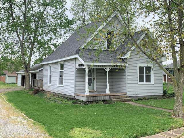 214 E Water Street, Linden, IN 47955 (MLS #21782387) :: Mike Price Realty Team - RE/MAX Centerstone