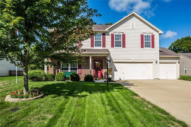 19539 Landrum Circle, Noblesville, IN 46060 (MLS #21782395) :: AR/haus Group Realty