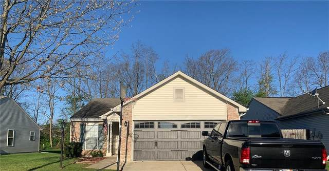 5804 Outer Bank Road, Indianapolis, IN 46239 (MLS #21782412) :: RE/MAX Legacy