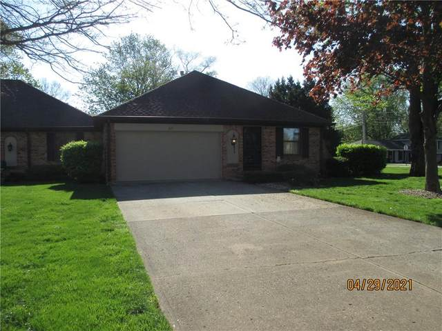 621 Eagle Parkway U42,B14, Brownsburg, IN 46112 (MLS #21782428) :: Mike Price Realty Team - RE/MAX Centerstone