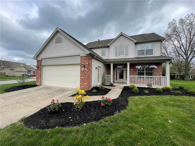 554 Farley Drive, Indianapolis, IN 46214 (MLS #21782431) :: The Evelo Team
