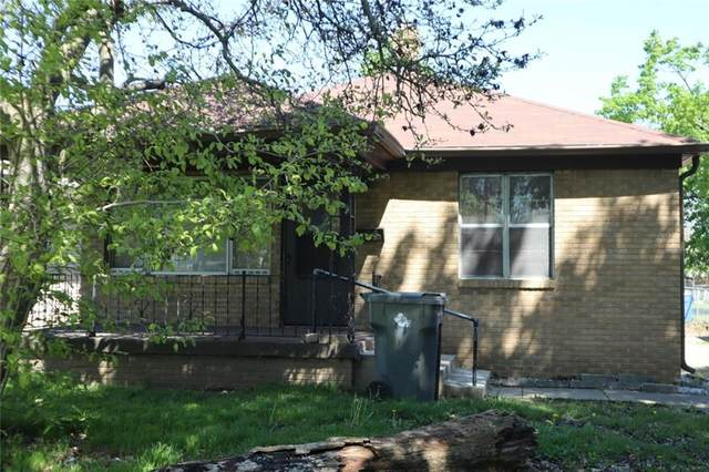 1941 Kessler Blvd North Drive, Indianapolis, IN 46222 (MLS #21782436) :: AR/haus Group Realty
