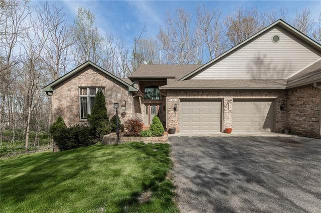 1665 Walnut Trace, Greenfield, IN 46140 (MLS #21782452) :: Heard Real Estate Team | eXp Realty, LLC