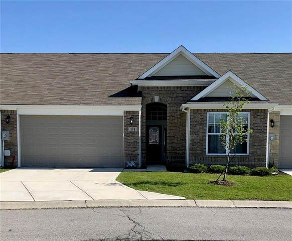 174 Coatsville Drive, Westfield, IN 46074 (MLS #21782469) :: RE/MAX Legacy