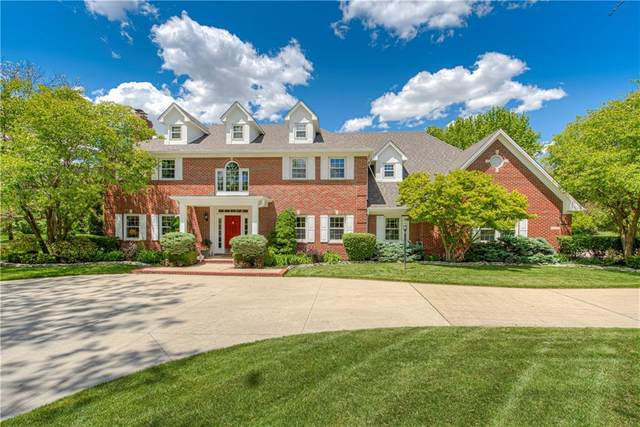 2799 Circle Court, Carmel, IN 46032 (MLS #21782474) :: AR/haus Group Realty