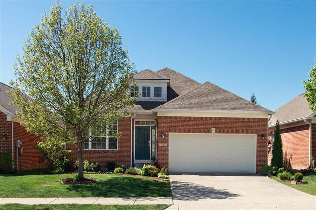 3545 Cardinal Way, Carmel, IN 46074 (MLS #21782476) :: The Indy Property Source