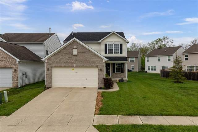8078 Carina Drive, Indianapolis, IN 46268 (MLS #21782481) :: RE/MAX Legacy