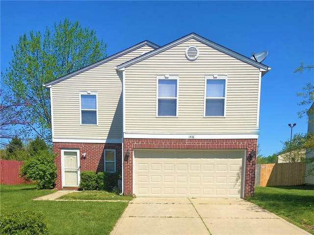1416 Alonzo Place, Indianapolis, IN 46217 (MLS #21782483) :: Heard Real Estate Team | eXp Realty, LLC