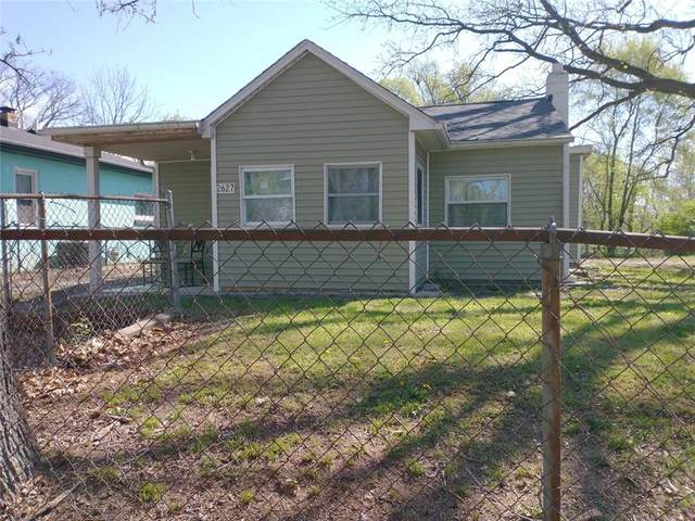 2627 S Lyons Avenue, Indianapolis, IN 46241 (MLS #21782485) :: RE/MAX Legacy