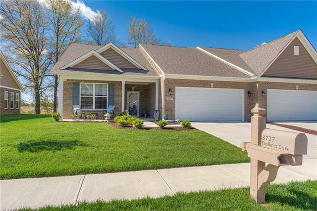 8727 Faulkner Drive, Indianapolis, IN 46239 (MLS #21782488) :: Heard Real Estate Team | eXp Realty, LLC