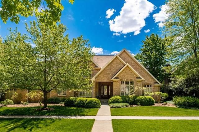 6007 Turtle Bay Parkway, Columbus, IN 47201 (MLS #21782504) :: Keller & Corbett Real Estate