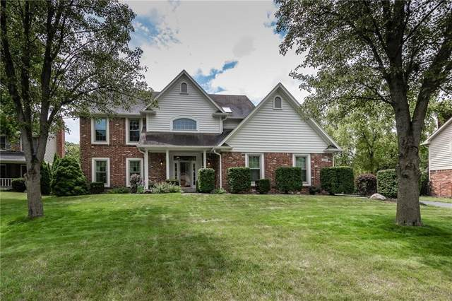 10239 Eastwind Court, Indianapolis, IN 46256 (MLS #21782508) :: Pennington Realty Team