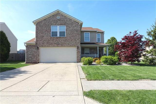615 Country Gate Drive, Whiteland, IN 46184 (MLS #21782521) :: Anthony Robinson & AMR Real Estate Group LLC