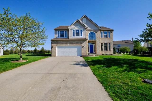 2314 Willowview Circle, Indianapolis, IN 46239 (MLS #21782529) :: Keller & Corbett Real Estate