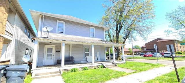 228 E 13th Street, Anderson, IN 46016 (MLS #21782532) :: RE/MAX Legacy
