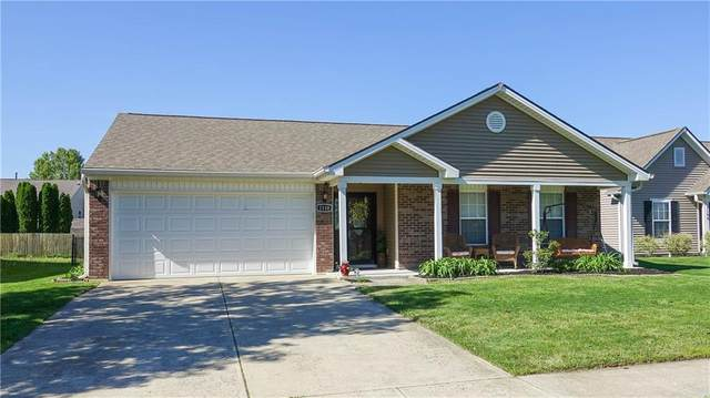 1110 Spring Meadow Court, Franklin, IN 46131 (MLS #21782549) :: Anthony Robinson & AMR Real Estate Group LLC