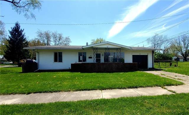 407 Blackfoot, Anderson, IN 46012 (MLS #21782551) :: AR/haus Group Realty