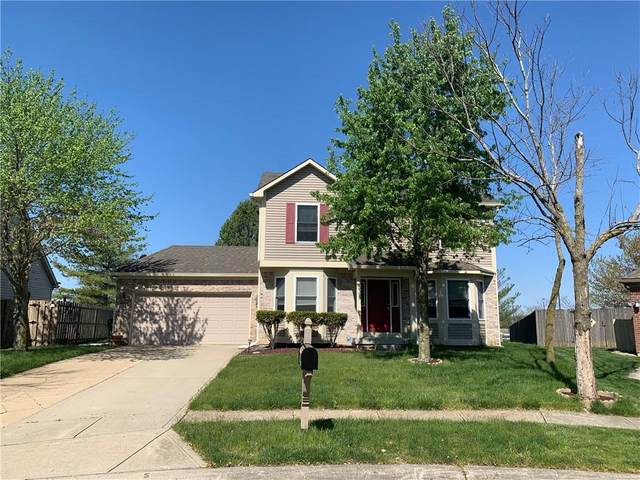 10680 Adam Court, Fishers, IN 46037 (MLS #21782559) :: RE/MAX Legacy