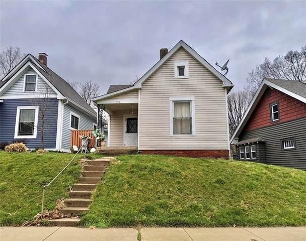 1226 Tecumseh Street, Indianapolis, IN 46201 (MLS #21782563) :: RE/MAX Legacy