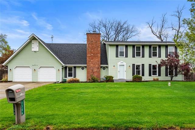 2306 Discovery Drive, Anderson, IN 46017 (MLS #21782565) :: Heard Real Estate Team | eXp Realty, LLC
