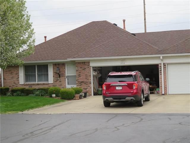 258 Meridian Court #10, Pittsboro, IN 46167 (MLS #21782567) :: Heard Real Estate Team | eXp Realty, LLC