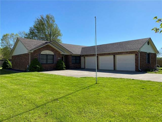 3429 E 10th Street, Anderson, IN 46012 (MLS #21782570) :: RE/MAX Legacy