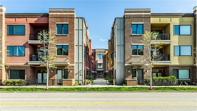 622 E 10th Street #212, Indianapolis, IN 46202 (MLS #21782582) :: RE/MAX Legacy