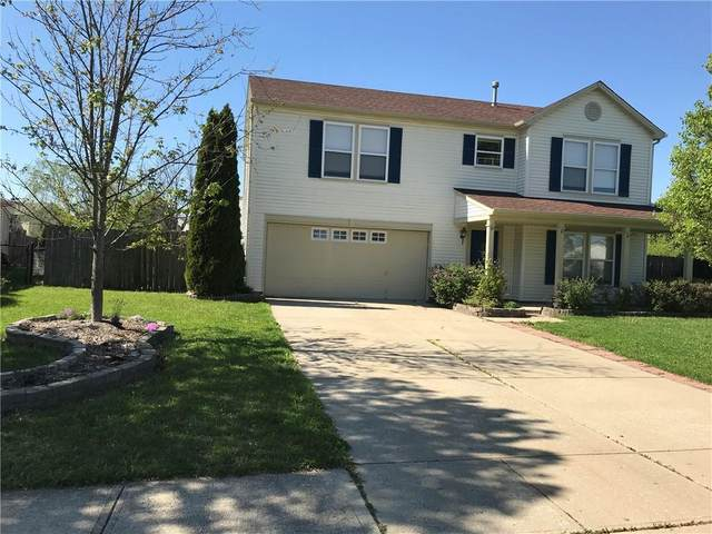 6440 Front Point Drive, Indianapolis, IN 46237 (MLS #21782596) :: Richwine Elite Group