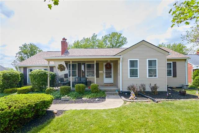 6818 Madison Avenue, Indianapolis, IN 46227 (MLS #21782597) :: Mike Price Realty Team - RE/MAX Centerstone