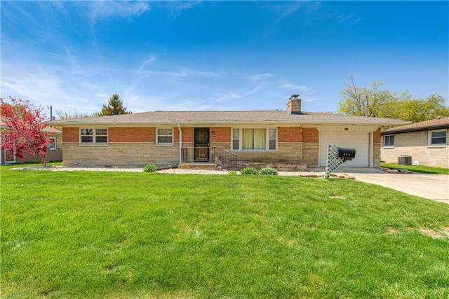 514 Simmons Street, Plainfield, IN 46168 (MLS #21782599) :: The Evelo Team