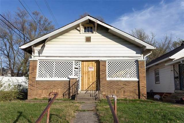 441 N Temple Avenue, Indianapolis, IN 46201 (MLS #21782601) :: Keller & Corbett Real Estate