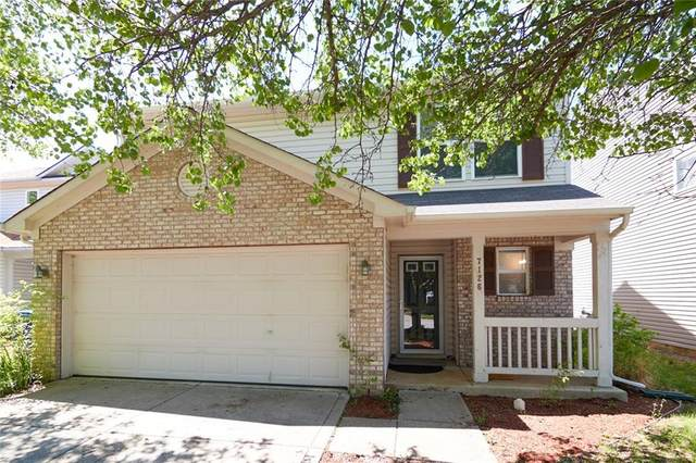 7126 Parklake Place, Indianapolis, IN 46217 (MLS #21782603) :: The Evelo Team