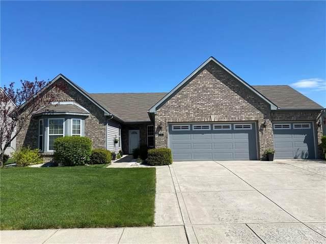 54 Markleville Lane, Westfield, IN 46074 (MLS #21782611) :: Heard Real Estate Team | eXp Realty, LLC