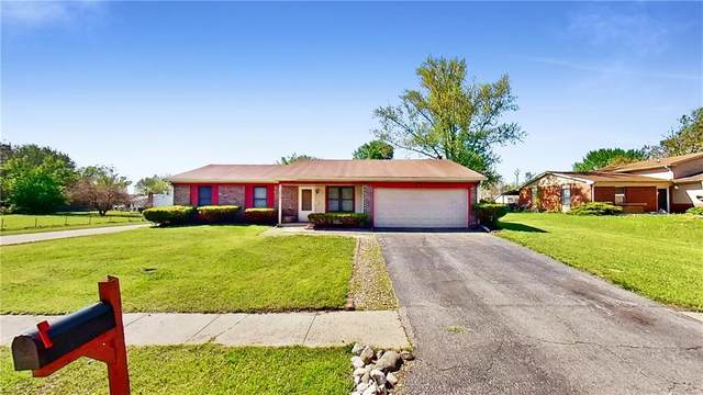 6005 Dollar Hide Drive S, Indianapolis, IN 46221 (MLS #21782617) :: AR/haus Group Realty