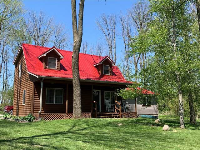 2875 N Colby Drive, Marshall, IN 47859 (MLS #21782623) :: Anthony Robinson & AMR Real Estate Group LLC