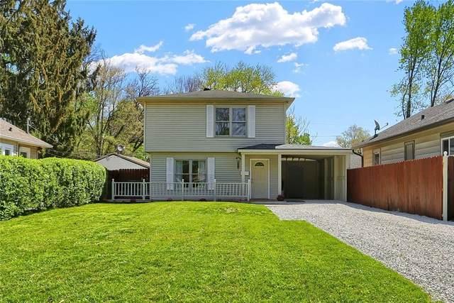 4923 Norwaldo Avenue, Indianapolis, IN 46205 (MLS #21782628) :: Heard Real Estate Team | eXp Realty, LLC