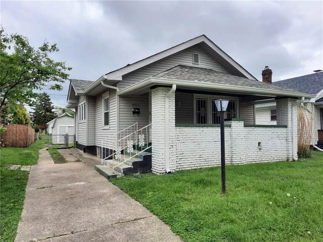957 Yoke Street E, Indianapolis, IN 46203 (MLS #21782634) :: The Evelo Team