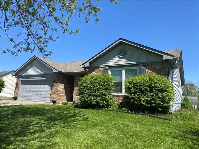 2401 S Brandywine Trail, Greenfield, IN 46140 (MLS #21782649) :: Mike Price Realty Team - RE/MAX Centerstone
