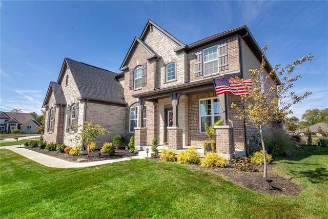 6965 S Foster Ridge Court, Pendleton, IN 46064 (MLS #21782665) :: Anthony Robinson & AMR Real Estate Group LLC