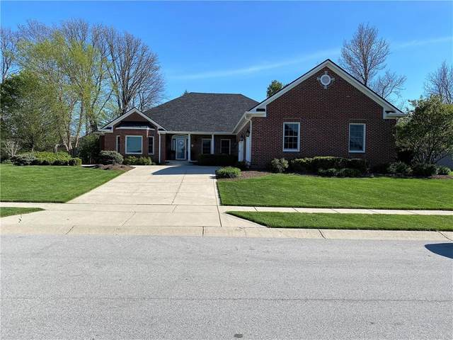 731 Mikal Lane, Brownsburg, IN 46112 (MLS #21782667) :: AR/haus Group Realty